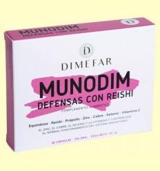 Munodim Equinàcia i Reishi - Laboratorios Dimefar - 30 càpsules