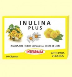 inulina Plus - Integralia - 60 càpsules