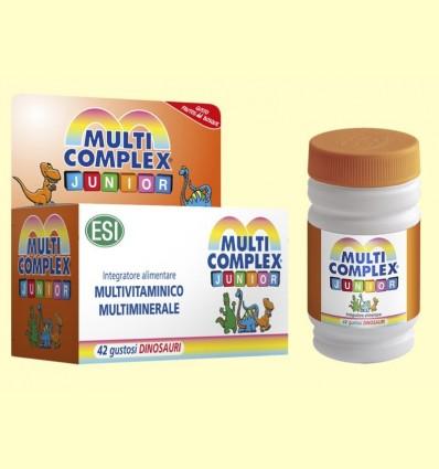 Multi Complex Junior - Laboratorios ESI - 42 pastilles