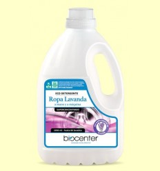 Eco Detergent Roba Espígol Bio - Rentadora i a Mà - Biocenter - 2 litres
