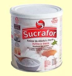 Sucre de Bedoll amb Xylitol i Stevia - Sucrafor - 500 grams