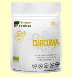 Cúrcuma en Pols Eco - Energy Feelings - 200 grams