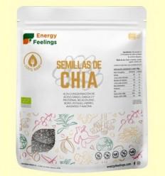 Llavors de Chía Eco - Energy Feelings - 1kg