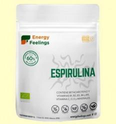 Spirulina en Pols Eco - Energy Feelings - 200 grams