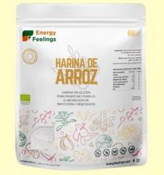 Farina d'Arròs Eco - Energy Feelings - 1kg