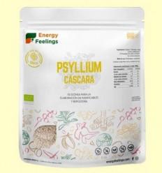 Psyllium Closca Eco - Energy Feelings - 500 grams