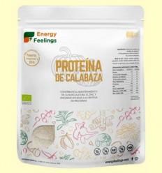 Proteïna de Carbassa Eco - Energy Feelings - 500 grams