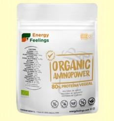 Organic Aminopower 80% Neutre - Energy Feelings - 200 grams