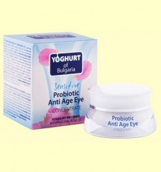 Contorn d'Ulls Sensitive Probiotic Anti Age Eye - Biofresh Rose of Bulgaria - 40 ml