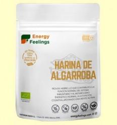 Farina de Garrofa Sense Torrar - Energy Feelings - 200 grams