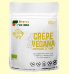 Crepe Vegana Eco - Energy Feelings - 200 grams
