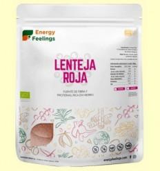 Llentia Roja Pelada Eco - Energy Feelings - 1kg