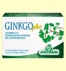ginko Plus - Specchiasol - 30 càpsules