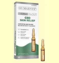 CBD Skin Relief - Marnys - 7 ampolles