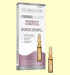 pigment Control - Marnys - 7 ampolles