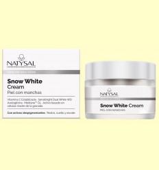 Snow White Cream - Pell amb Taques - Natysal - 50 ml