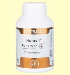 Holovit PureWay C - Vitamina C - Equisalud - 180 càpsules