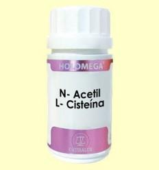Holomega NAC N-Acetil L-Cisteïna - Equisalud - 50 càpsules