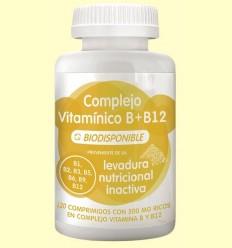 Complex vitamínic B i B12 - Energy Feelings - 120 comprimits