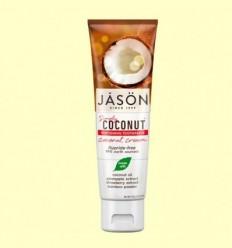 Dentifrici Crema de Coco Blanquejador - Jason - 119 grams