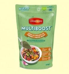 Llavors Mòltes de Cànem i Fruits Secs Bio - Linwoods - 200 grams