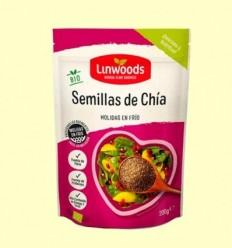 Llavors de Chia Mòltes - Linwoods - 200 grams