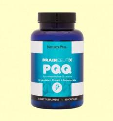 Brainceutix PQQ - Natures Plus - 60 càpsules