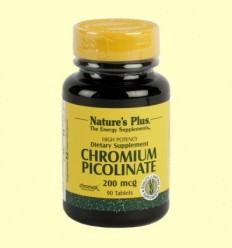 Chromax II- Picolinat de crom - Minerals - Natures Plus - 90 comprimits