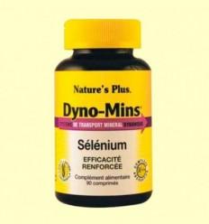 Dyno Mins Selenium - Seleni - Natures Plus - 60 comprimits