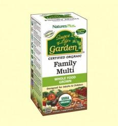 Garden Family Multi - Natures Plus - 60 càpsules