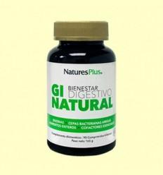 GI Natural - Probiòtics - Natures Plus - 90 comprimits