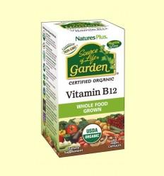Garden Vitamina B12 - Natures Plus - 60 càpsules