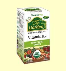 Vitamina K2 Garden - Natures Plus - 60 càpsules