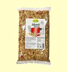 Muesli cruixent - maduixes - Granovita - 750 grams