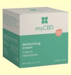 Crema Hidratant CBD 250 mg - myCBD - 100 ml
