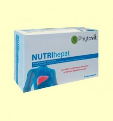 Nutri Hepat - Phytovit- 60 comprimits