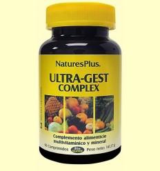 Ultra Gest Complex - Natures Plus - 90 comprimits