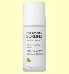 Body Care Desodorant Roll On - Anne Marie Börlind - 50 ml