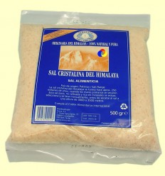 Sal de l'Himàlaia Rosa - Evicro Madal Bal - 500 grams