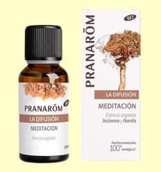 Meditació Bio - Difusió - Pranarom - 30 ml