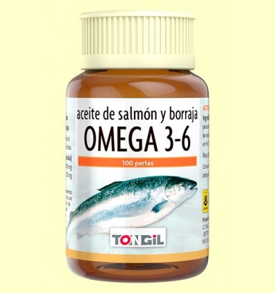 Omega 3-6 - Tongil - 100 perles