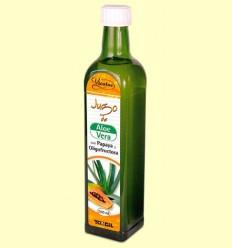 Suc d'Aloe Vera amb Papaia i Oligofructosa Vitaloe - Tongil - 500 ml