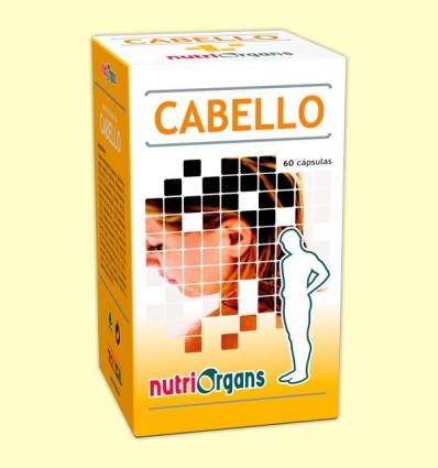 Nutriorgans Cabell - Tongil - 60 càpsules