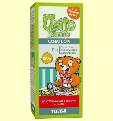 Osset sanito golafre - Tongil - 150 ml