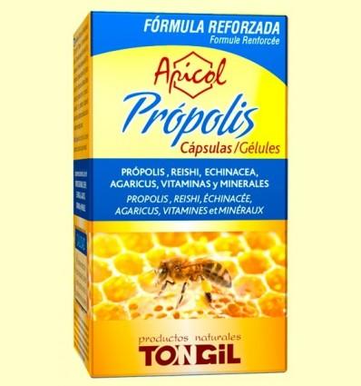 Apicol Pròpolis - Tongil - 40 càpsules vegetals