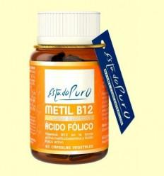 Metil B12 - Àcid Fòlic - Estat Pur - Tongil - 60 càpsules