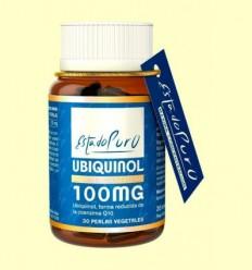 Ubiquinol 100 mg Estat Pur - Tongil - 30 càpsules