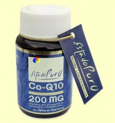 Co Q10 200 mg Estat Pur - Coenzim Q10 - Tongil - 30 càpsules