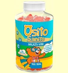 Osset sanito Gummies Multi VM - Tongil - 30 unitats