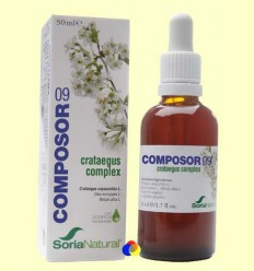 Composor 9 - Crataegus Complex - Soria Natural - 50 ml